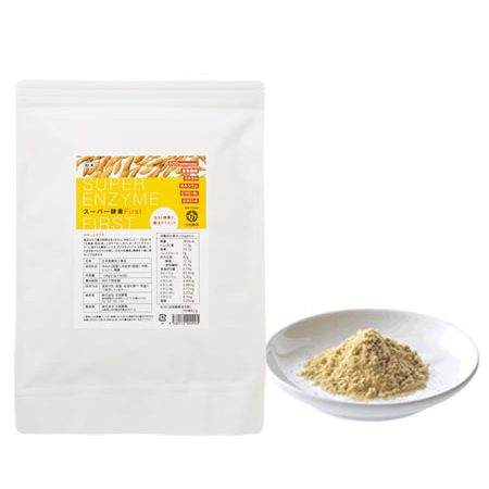 スーパー酵素ファースト 粉末分包 (2.5g×90包)
