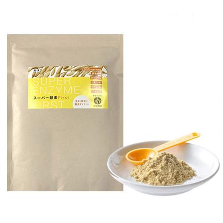 スーパー酵素ファースト 粉末 1袋 スタンドパック(250g)
