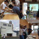 五味醤油株式会社のKANENTEにて米麹作りのワークショップに参加。講師:小倉ヒラクさん