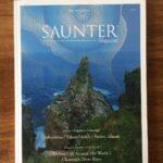 SAUNTER Magazine THE SECOND ISSUE 2020  旅する雑誌サウンターマガジン