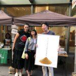 おいしい玄米酵素の万成酵素!コレド日本橋bio Marché ビオマルシェに出店